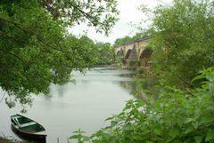 Le pont de Navilly